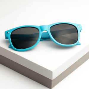 Callel Kids Light Blue Frame Sunglasses