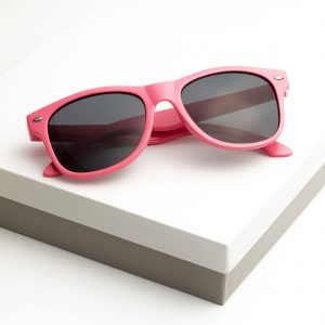 Callel Girls Pink Frame Sunglasses