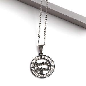 Special Friend Pendant Necklace