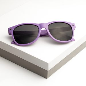 Callel Kids Purple Frame Sunglasses