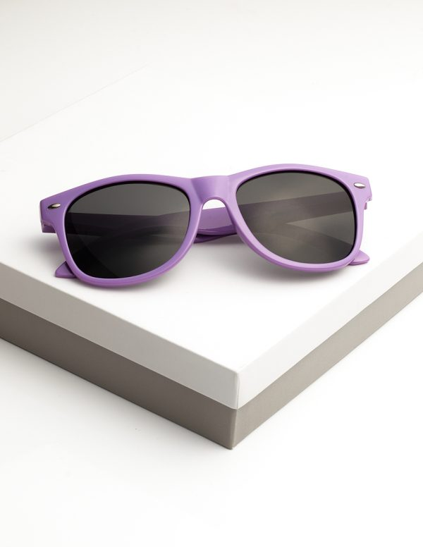 Callel Kids Purple Frame Sunglasses