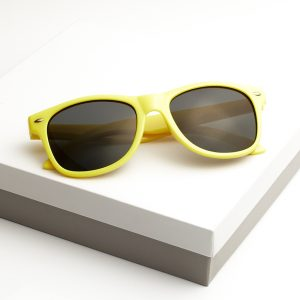 Callel Kids Yellow Frame Sunglasses