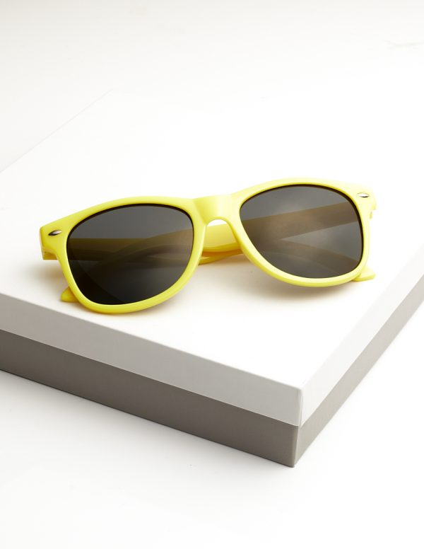 Callel Kids Yellow Frame Sunglasses
