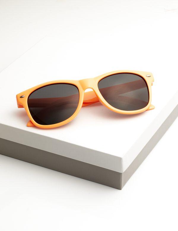 Callel Kids Orange Frame Sunglasses