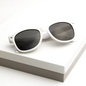 Callel Kids White Frame Sunglasses