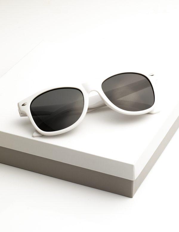 Callel Kids White Frame Sunglasses