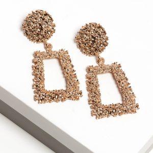 Callel Gold Statement Earrings
