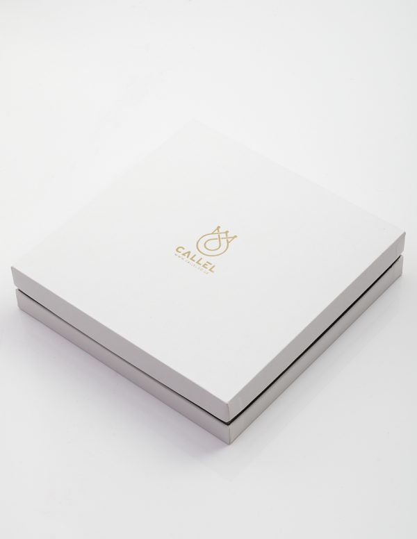 Callel branded jewellery box