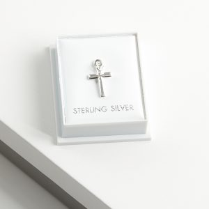 Callel 925 Sterling Silver Cross Pendant