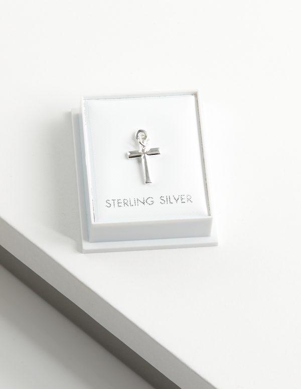 Callel 925 Sterling Silver Cross Pendant