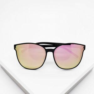 Colour Mirrored Glam Sunglasses
