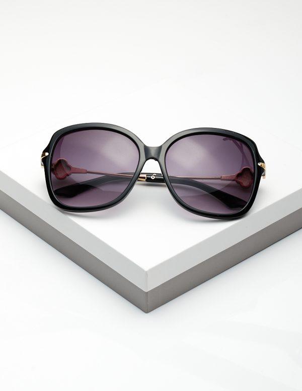 Callel Black Sunglasses