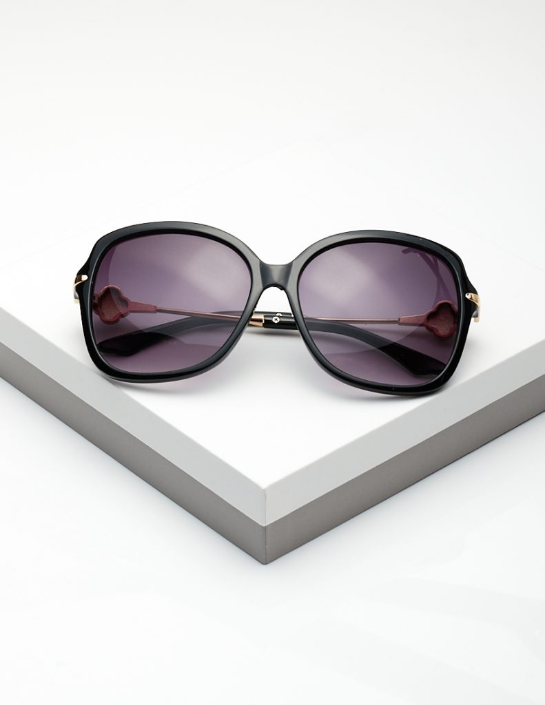 Callel Black Sunglasses