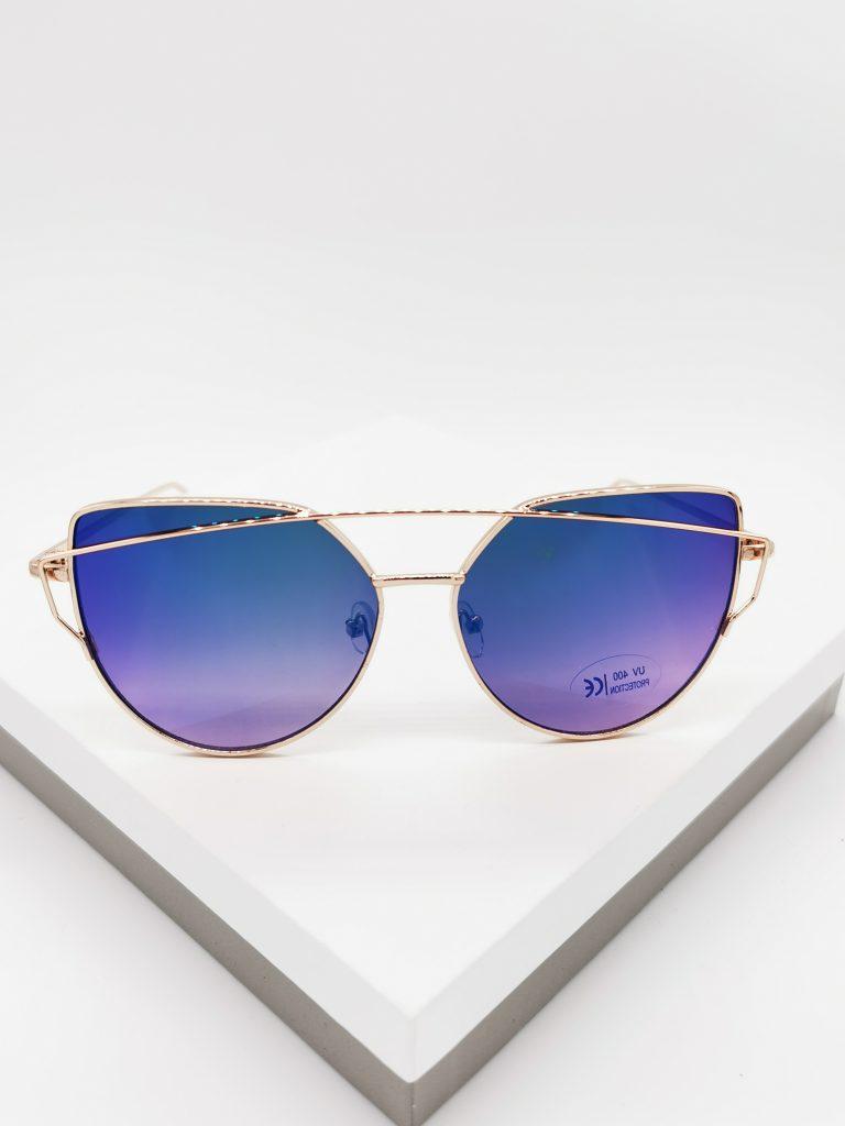 Callel Cat Eye Vintage Sunglasses