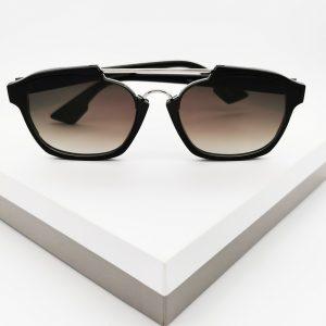 Acetate Metal Sunglasses