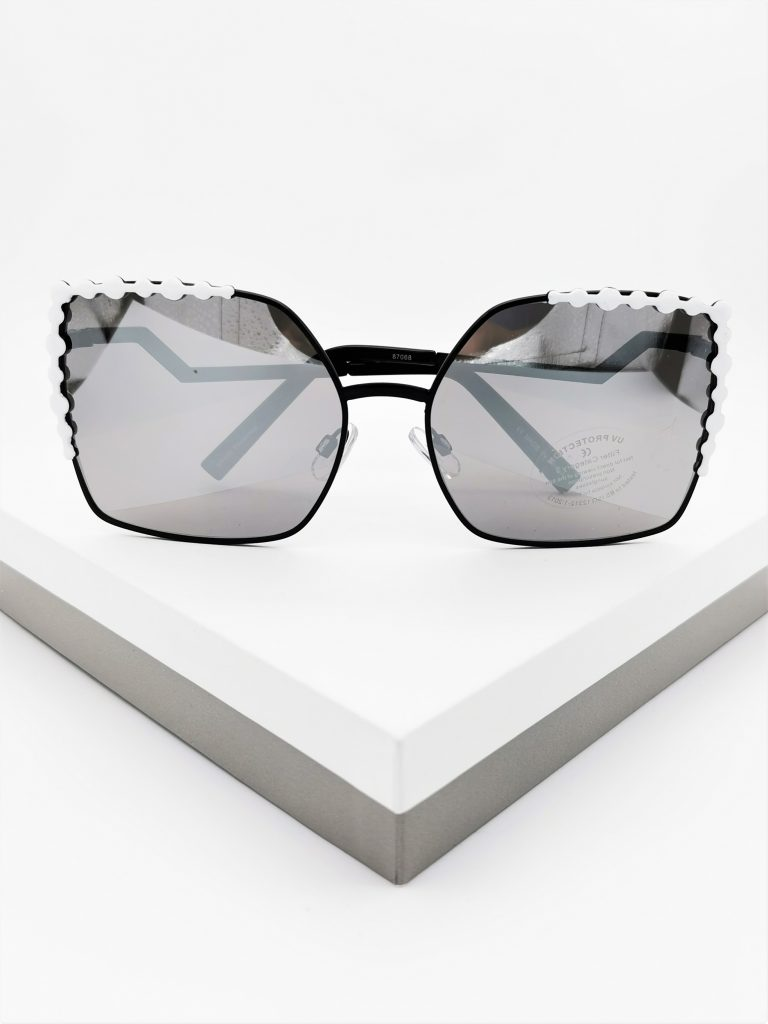 Callel Square Frame Sunglasses