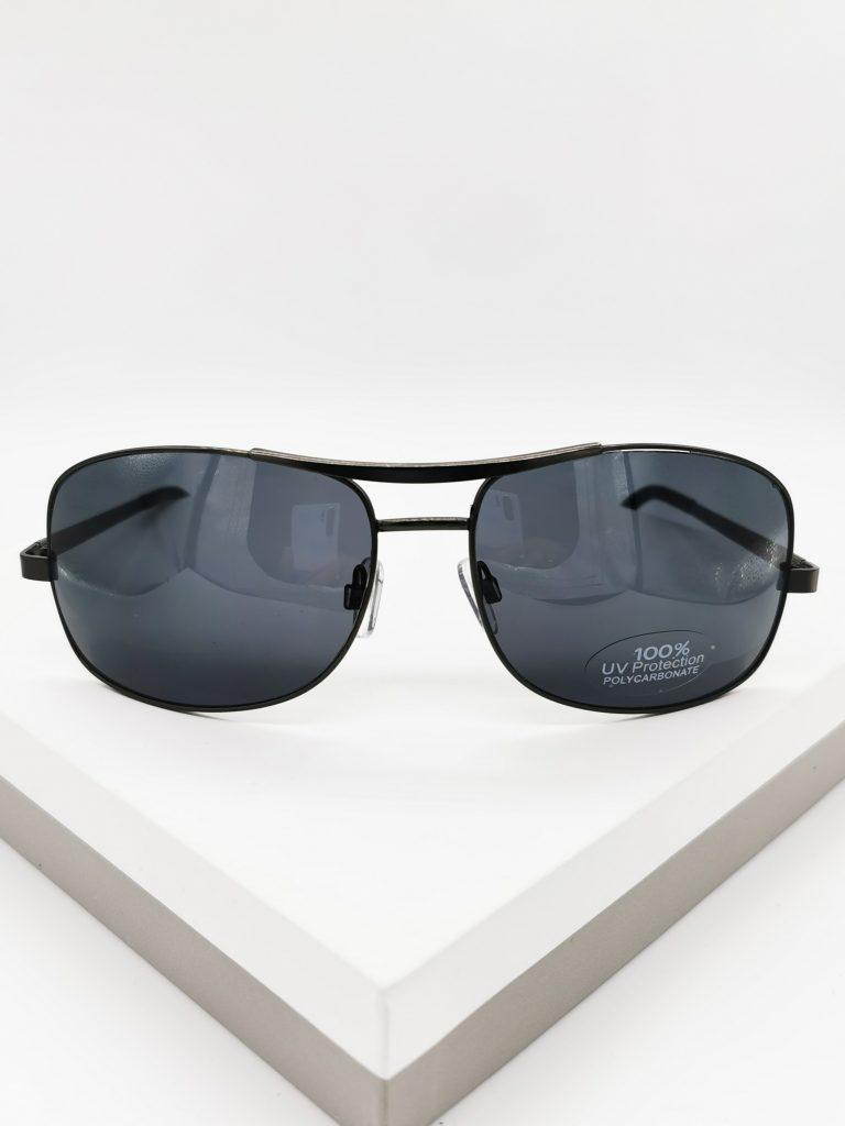Callel Black Mens Sunglasses
