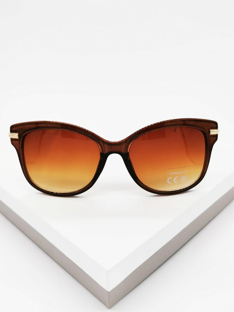 Callel Brown Glam Gal Sunglasses