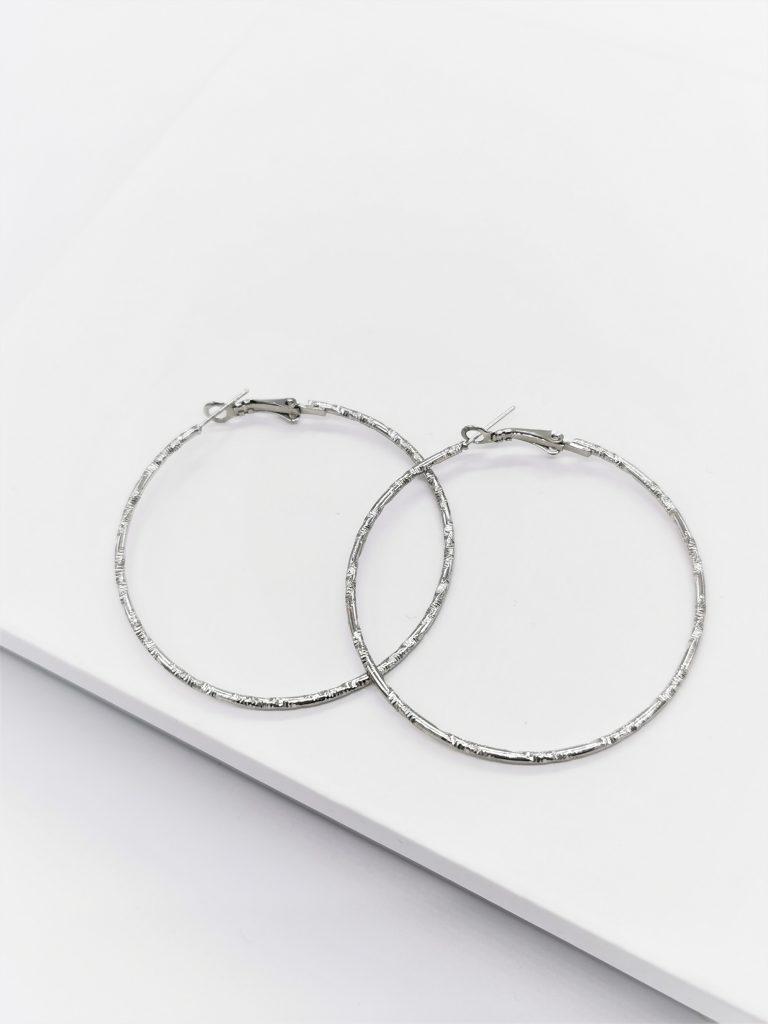 Callel Costume Jewellery Hoop Earrings
