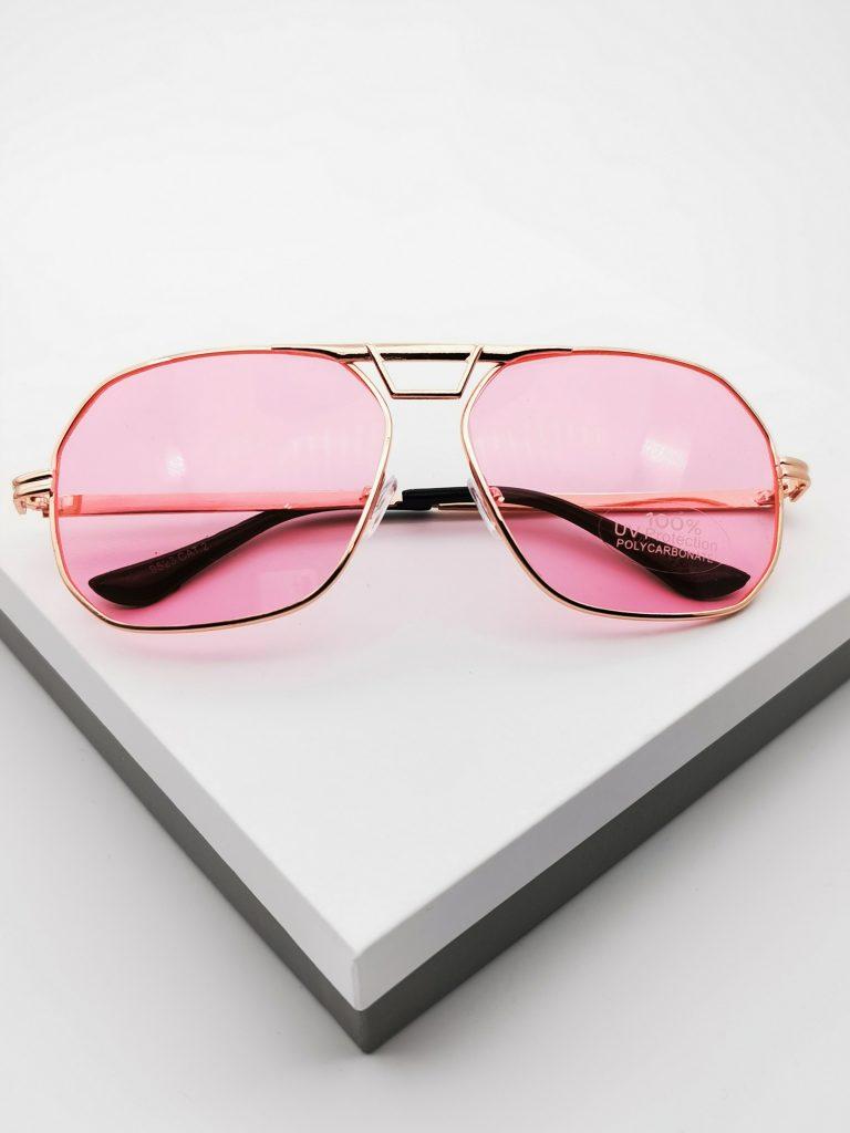 Callel Pink Sunglasses