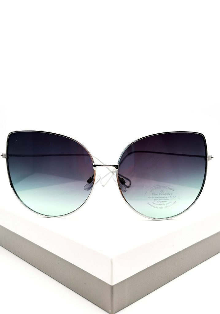 Callel Tinted Oversized Sunglasses