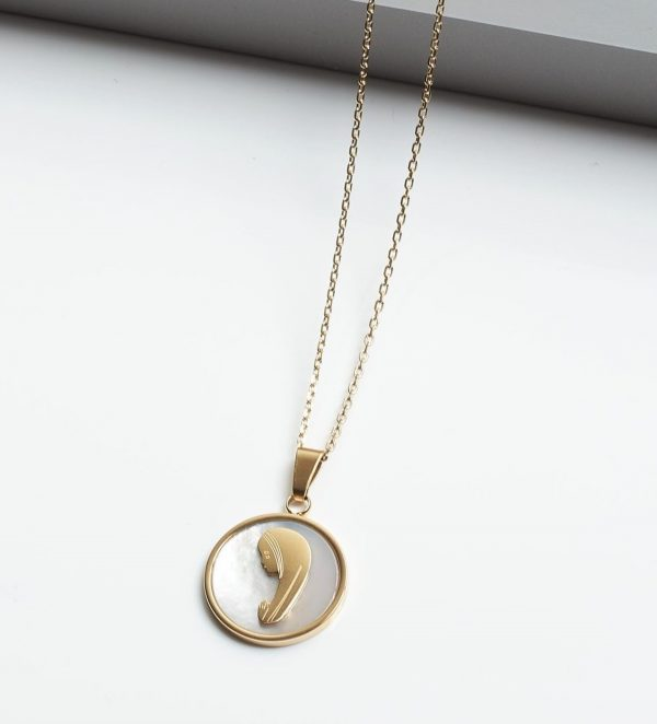 Callel MARY PENDANT Necklace