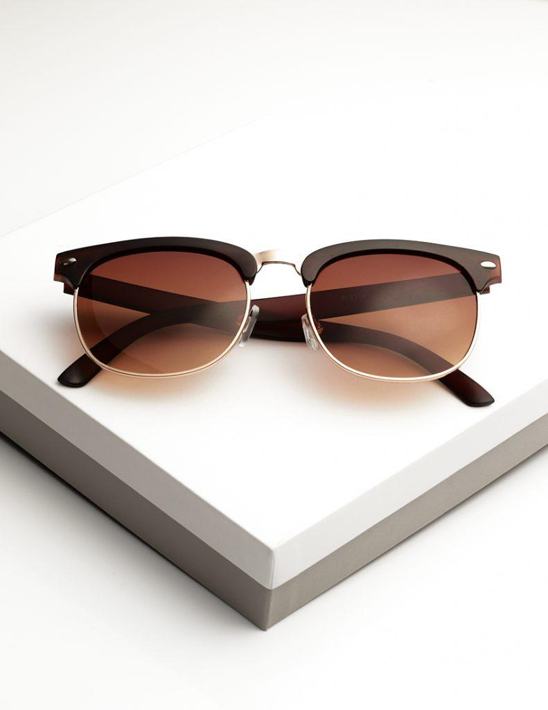 Callel Brown Sunglasses