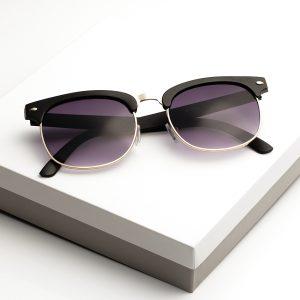 Black Trim Sunglasses