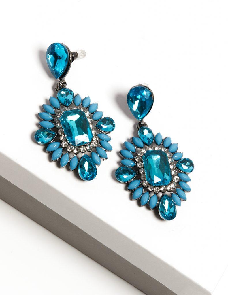 Callel Blue Earrings