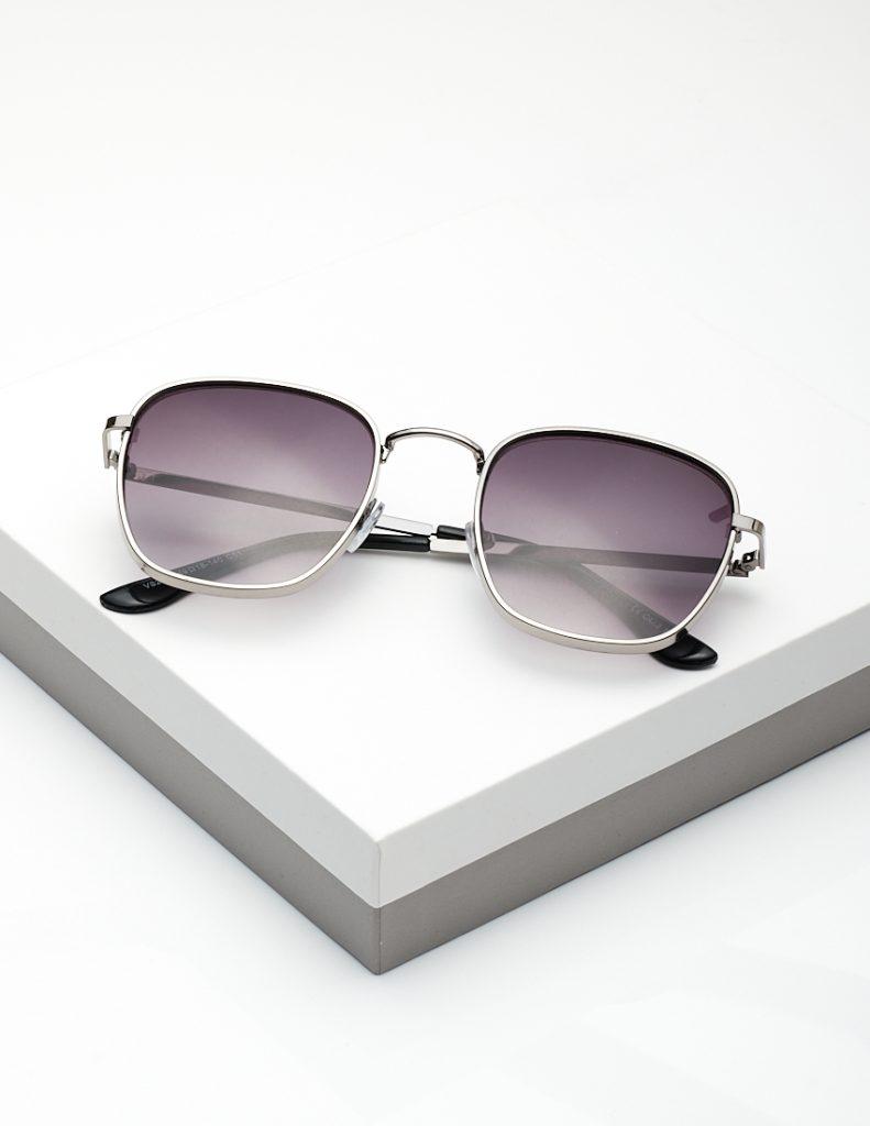 Callel Retro Square Small Sunglasses