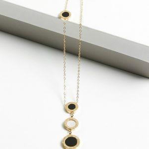 Roman Numeral Celebrity Necklace