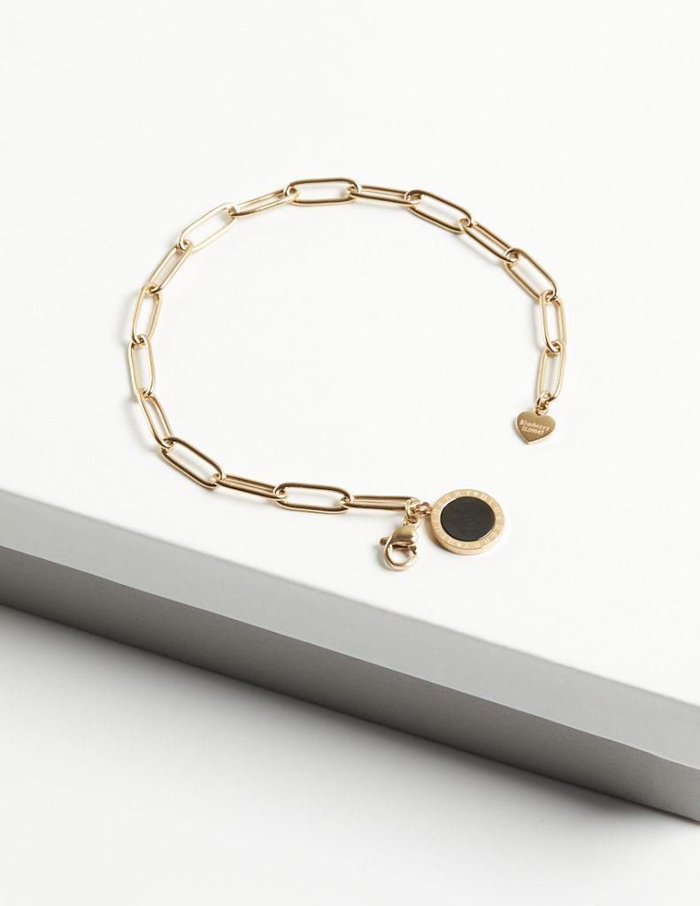 Callel Stainless Steel Chain Bracelet