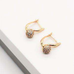 18K Gold Everyday Earrings