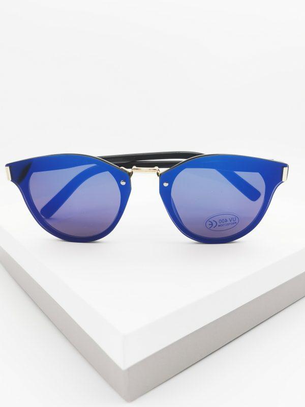 Callel Blue Sunglasses