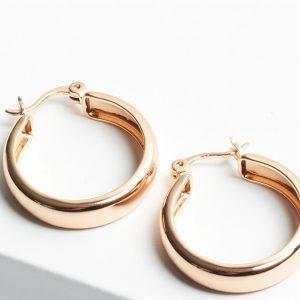 Creole Hoop Earrings