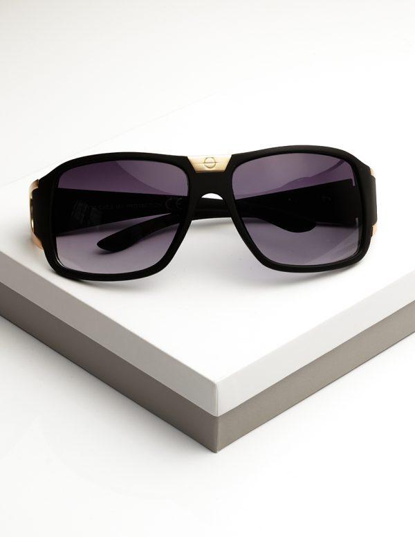 Callel Black Mens Designed Sunglasses