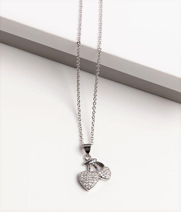 Callel Cherry Pendant Necklace